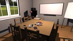 Raumgestaltung Klassenzimmer in der Kategorie Konferenzraum