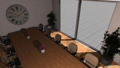 Raumgestaltung Konferenz in der Kategorie Konferenzraum