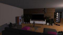 Raumgestaltung Kuchyňa a obyvačka in der Kategorie Konferenzraum
