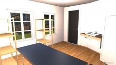 Raumgestaltung Kunstraum in der Kategorie Konferenzraum