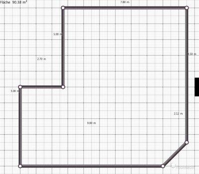 Raumgestaltung Laden Osttor 55 in der Kategorie Konferenzraum
