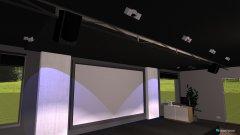 Raumgestaltung Lichtflur (Konzept) in der Kategorie Konferenzraum