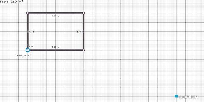 Raumgestaltung Mein neues Zimmer ^^ in der Kategorie Konferenzraum