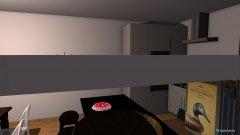 Raumgestaltung obyvacka,kuchyna,jedalen in der Kategorie Konferenzraum