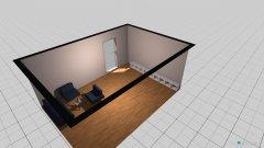 Raumgestaltung Pausenraum in der Kategorie Konferenzraum