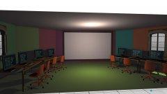 Raumgestaltung pcroom-klara in der Kategorie Konferenzraum