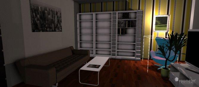 Raumgestaltung Penthouse in der Kategorie Konferenzraum