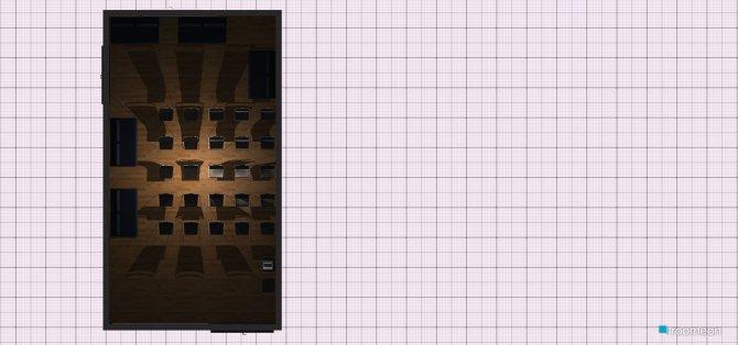 Raumgestaltung Präsentationsraum Stühle in der Kategorie Konferenzraum