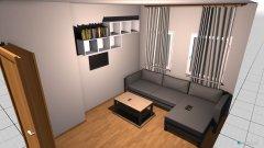 Raumgestaltung Renes Zimmer 2 in der Kategorie Konferenzraum