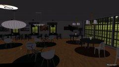 Raumgestaltung restaurante in der Kategorie Konferenzraum