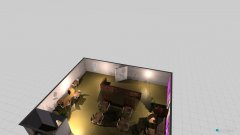 Raumgestaltung Resturant in der Kategorie Konferenzraum