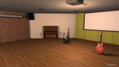 Raumgestaltung Salão Social - Mix in der Kategorie Konferenzraum