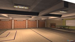 Raumgestaltung Salão Social2 - Quadra in der Kategorie Konferenzraum