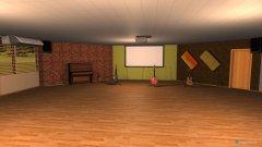 Raumgestaltung Salão Social in der Kategorie Konferenzraum