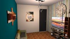 Raumgestaltung sala de visita in der Kategorie Konferenzraum