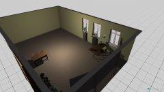 Raumgestaltung sala lekcyjna in der Kategorie Konferenzraum