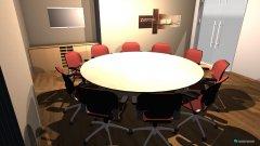 Raumgestaltung SALA RIUNIONI in der Kategorie Konferenzraum