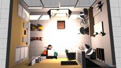 Raumgestaltung salon fryzjerski in der Kategorie Konferenzraum
