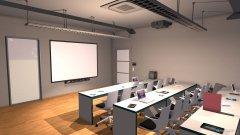 Raumgestaltung Seminar in der Kategorie Konferenzraum
