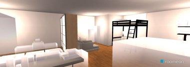 Raumgestaltung small apartament in der Kategorie Konferenzraum