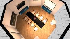 Raumgestaltung VIP-Wabe in der Kategorie Konferenzraum