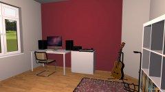 Raumgestaltung Wohnzimmer 2.0 in der Kategorie Konferenzraum