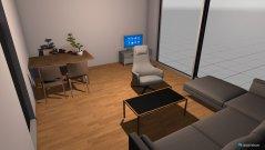 Raumgestaltung Wohnzimmer2 in der Kategorie Konferenzraum