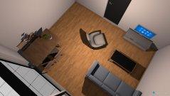 Raumgestaltung Wohnzimmer5 in der Kategorie Konferenzraum