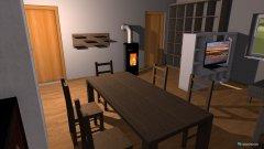 Raumgestaltung wohnzimmer in der Kategorie Konferenzraum