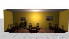 Raumgestaltung 1. Akt 2 in der Kategorie Küche