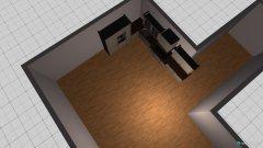 Raumgestaltung 1-Planung-Wohnung in der Kategorie Küche