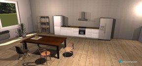 Raumgestaltung 1 in der Kategorie Küche