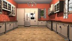Raumgestaltung 1مطبخ المحلة in der Kategorie Küche