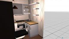 Raumgestaltung кухн1 in der Kategorie Küche