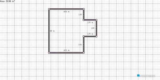 Raumgestaltung 1ste ontwerp in der Kategorie Küche