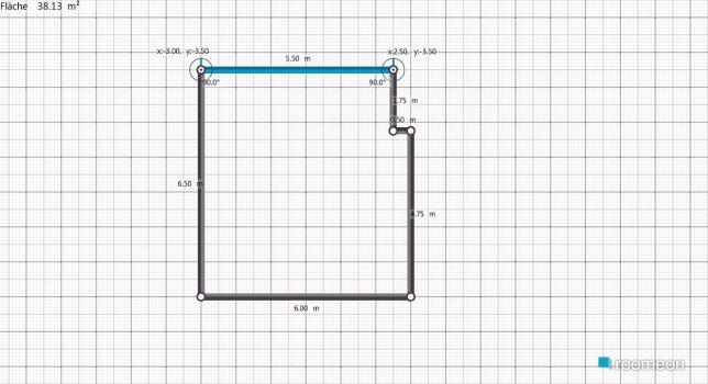 Raumgestaltung 2012-04-04 Wohnküche in der Kategorie Küche