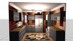 Raumgestaltung مقترح مطبخ-2 in der Kategorie Küche