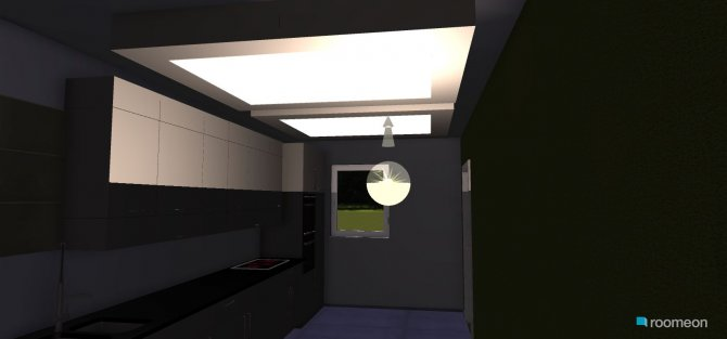 Raumgestaltung 2 in der Kategorie Küche