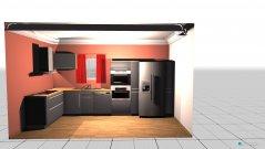Raumgestaltung 2 مقترح مطبخ ولاء in der Kategorie Küche