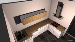 Raumgestaltung 4444 in der Kategorie Küche