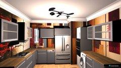 Raumgestaltung مقترح مطبخ-4 in der Kategorie Küche