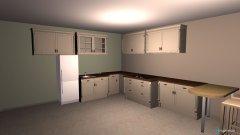 Raumgestaltung 5230 Pennsylvania kitchen in der Kategorie Küche