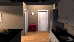 Raumgestaltung albaida cocina in der Kategorie Küche