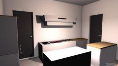 Raumgestaltung  Alte Schmiede in der Kategorie Küche