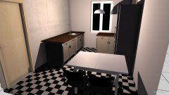 Raumgestaltung An der Nörre in der Kategorie Küche