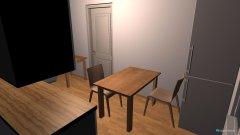 Raumgestaltung Andrea Küche in der Kategorie Küche