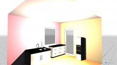 Raumgestaltung Anne in der Kategorie Küche