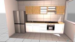 Raumgestaltung AP_RIOSAOPAULO in der Kategorie Küche