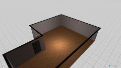 Raumgestaltung apartment in der Kategorie Küche