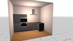 Raumgestaltung Apt_Solomenskaya_20A in der Kategorie Küche
